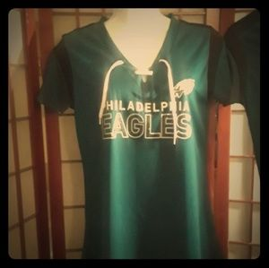 WOMENS EAGLES SHIRT